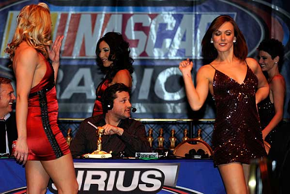 NASCAR LAS VEGAS BANQUET WEEK VIDEOS