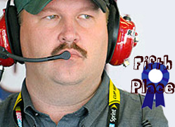 NASCAR'S SEXIEST MUSTACHES OF 2009