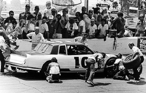 GREG SACKS PULLED OFF HUGE DAYTONA UPSET 25 YEARS AGO