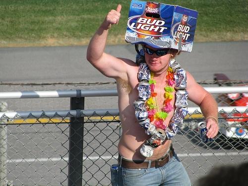WRECK OF THE WEEK: DRUNK NASCAR COMMENTATORS