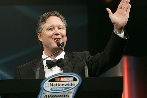 DUSTIN LONG INTERVIEWS BRIAN FRANCE