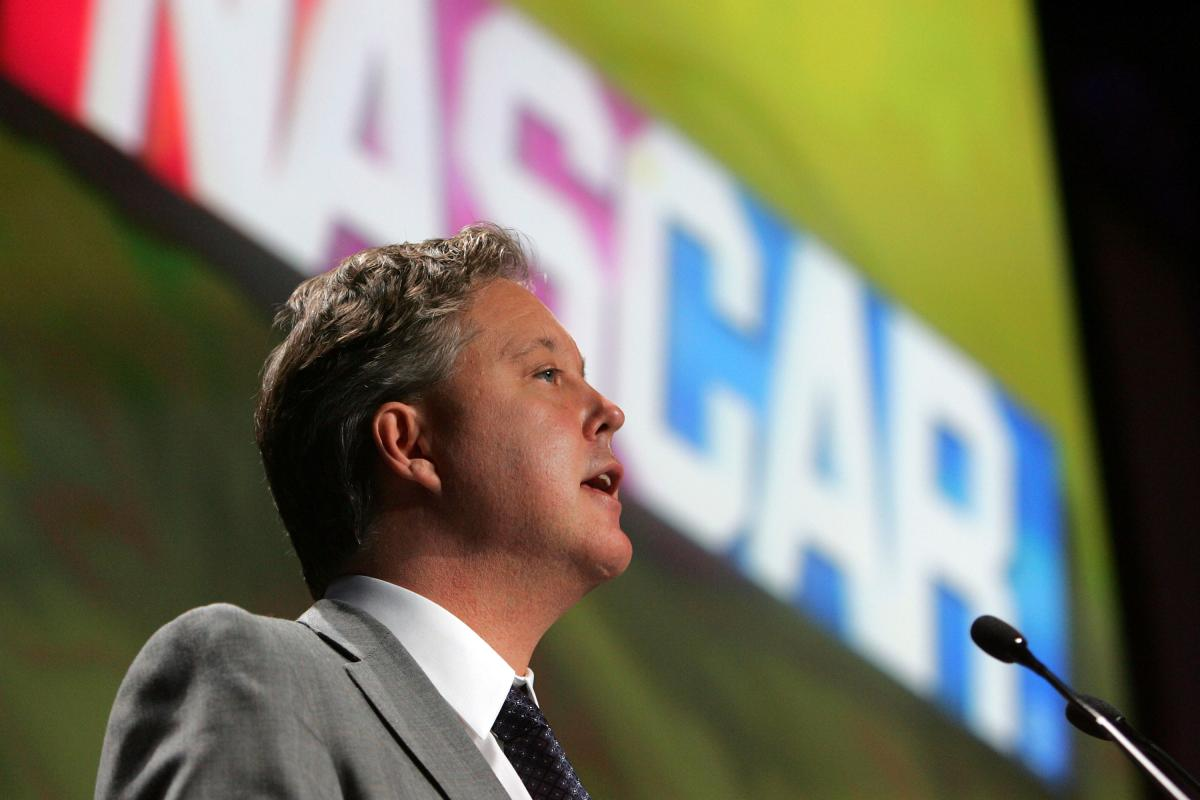 BRIAN FRANCE'S SECRET LEGAL TROUBLES