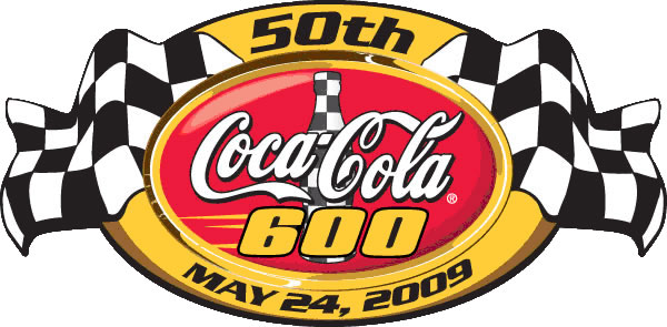 LIVE BLOG: COCA-COLA 600 TAKE 2