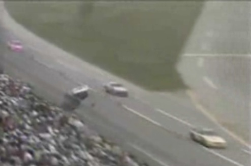 VIDEO: BOBBY ALLISON 1987 TALLADEGA CRASH