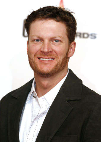 EARNHARDT JR. AT COUNTRY MUSIC AWARDS