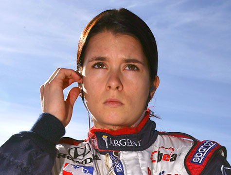 HENDRICK SAYS NO DEAL WITH DANICA