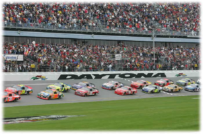 DAYTONA 500 LATE ODDS
