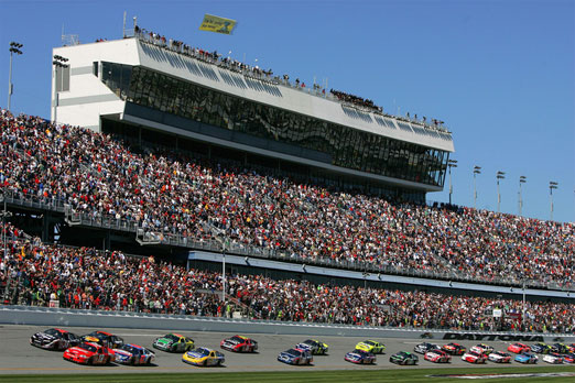 COKE ZERO 400 RACE TIME AND INFO