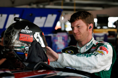 EARNHARDT LOSING STREAK REACHES 52