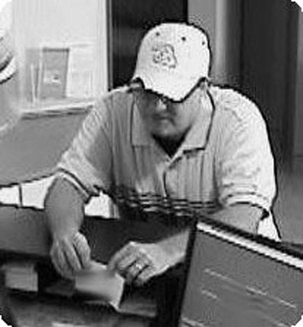EARNHARDT FAN ROBS GEORGIA BANK