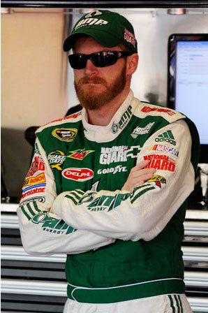 NEW CREW CHIEF FOR EARNHARDT?