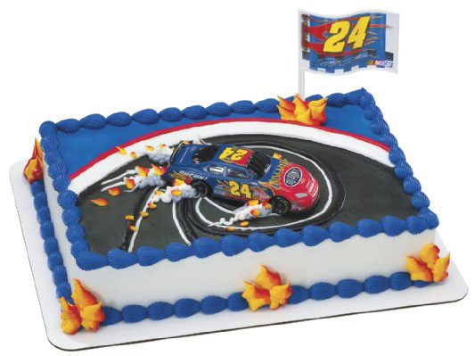 JEFF GORDON'S BIRTHDAY