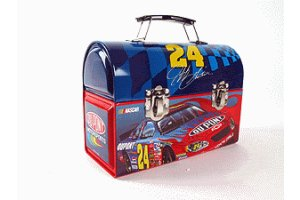 MEN ACCUSED OF STEALING JEFF GORDON LUNCHBOX