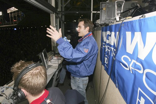 WRECK OF THE WEEK: JEFF GORDON SINGS 'TAKE ME OUT TO THE BALL GAME'