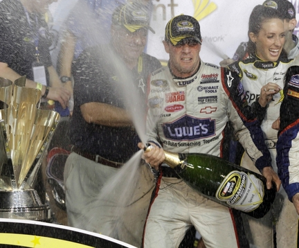 TOP STORY NO. 1: JIMMIE IS THE NEW KING