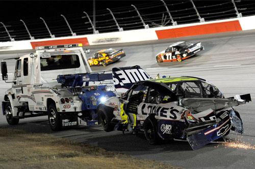 ZERO NASCAR DEATHS SINCE 2001