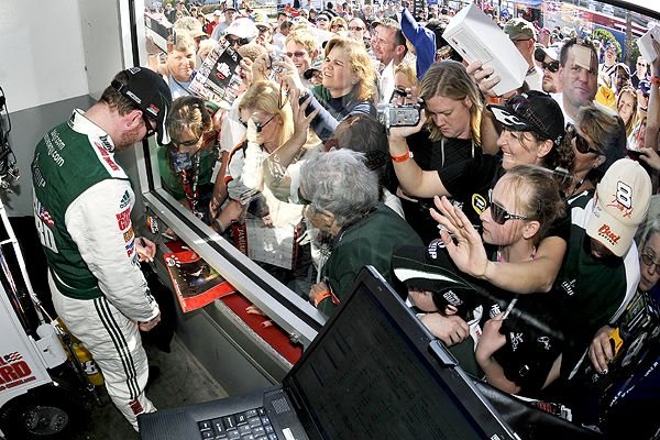 DALE EARNHARDT JR. PETITION