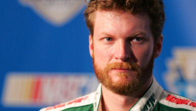 EARNHARDT HIGHEST-PAID DRIVER
