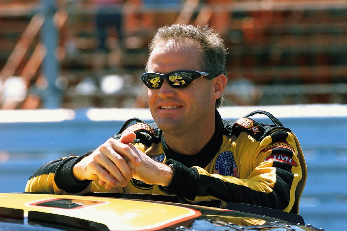 MY MAN KENNY WALLACE FINISHED 19TH