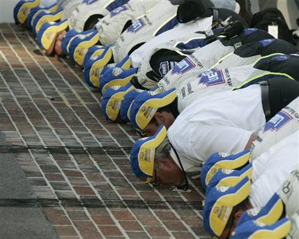 TOP 10 NASCAR TRADITIONS