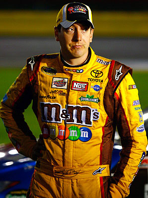 KYLE BUSCH TO PLAY ROLE OF SPOILER