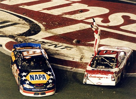 FIVE BEST NASCAR MOMENTS OF THE 2000S