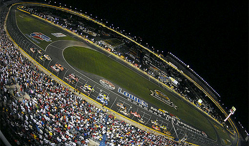 LIVE BLOG: ALL-STAR RACE