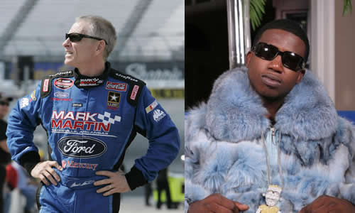 MARK MARTIN LOVES HIM SOME GANGSTER RAP