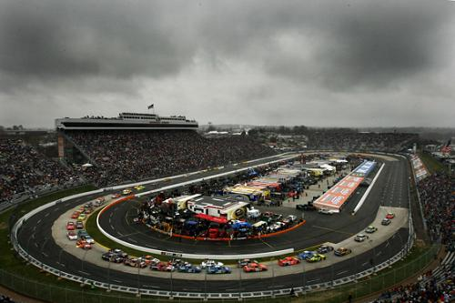 MARTINSVILLE'S 'GREEN' TRACK SURFACE