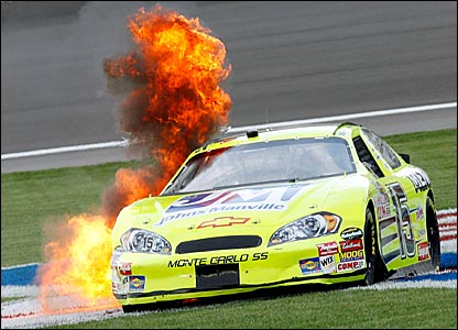 PAUL MENARD'S 100TH RACE