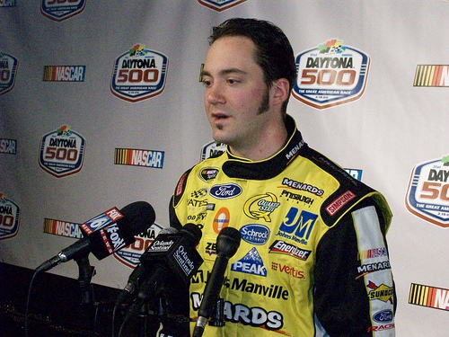 MENARD TAKES FLOPPER LEAD