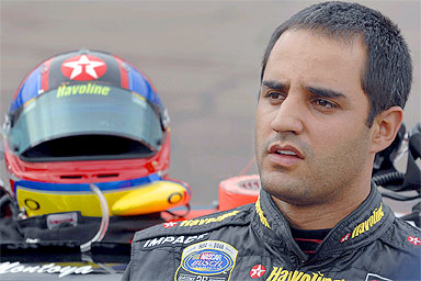 WHY YOUR DRIVER WILL LOSE THE CHASE: JUAN PABLO MONTOYA