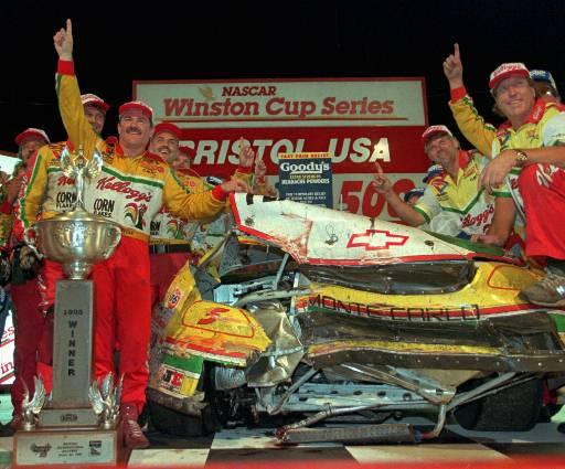 BEST NASCAR VICTORY CELEBRATIONS