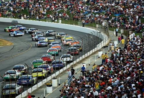 I AM CONCERNED ABOUT NASCAR'S VISION