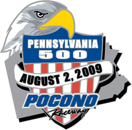 PENNSYLVANIA 500 RACE TIME AND INFO
