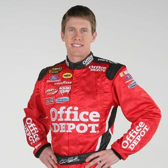 WHY YOUR DRIVER WILL LOSE THE CHASE: CARL EDWARDS