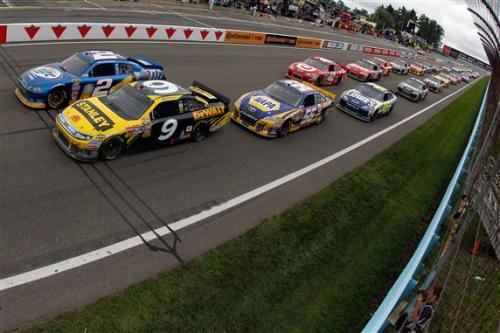 A ROAD COURSE FIGURES INTO THE CHASE RACE