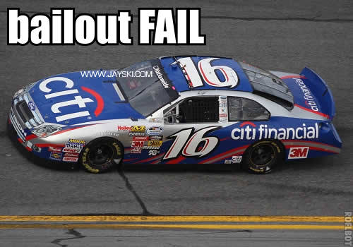 PAINT SCHEME FAIL RELOADED: CASH-STRAPPED SPONSORS