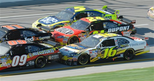5 FAN FIXES FOR TALLADEGA AND WHY THEY WON'T WORK