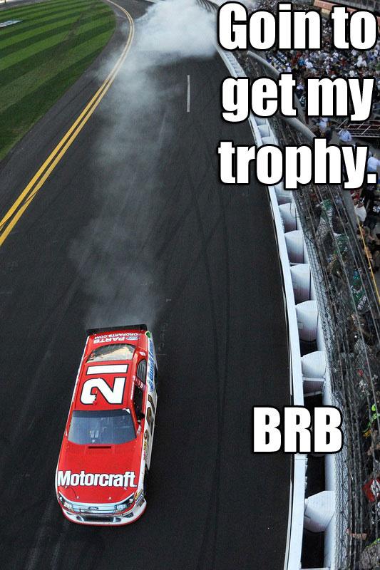 LOL NASCAR: